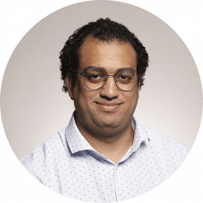 Amr Mohamed, Software Entwicklung bei der GastroSoft GmbH