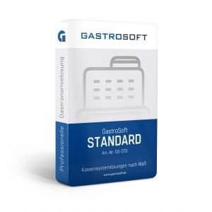 Professionelle Gastronomielösung, Kassensoftware - GastroSoft Standard Version