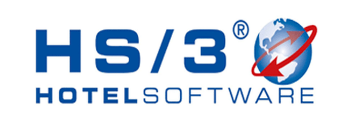 Kassensystem Vertriebspartner Logo - HS/3 Hotelsoftware