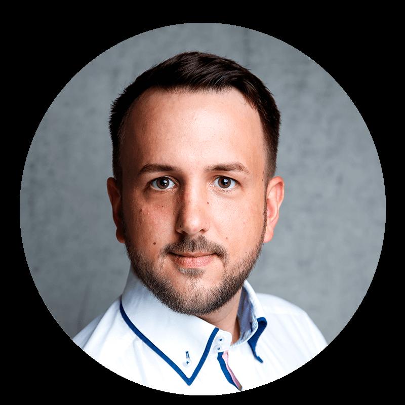 Marvin Thiel, Technik & Support bei der GastroSoft GmbH
